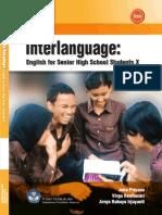 Kelas X SMA Interlanguage Joko Priyana