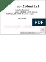 Hp Dv4 - Compal La-4102p Ich9 Vga