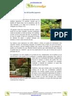 Principios del jardín japonés