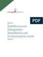 Kampyle Salesforce Integration