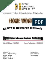 Reserach Method Home Work-1