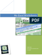 My Excel Book