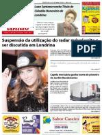 Jornal União - Edição de 15 à 30 de Abril de 2012