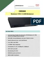 Ericsson Oms860