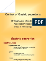 Control of Gastric Secretions