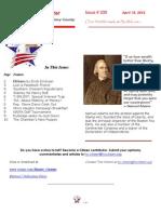 Newsletter 339