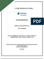 Reportaviva Life Insurance India Pvt. Ltd