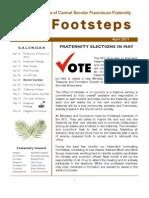 Footsteps Apr 11