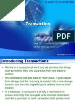 4.2 Transaction