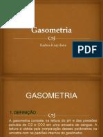 Gasometria+Arterial+ +Aula