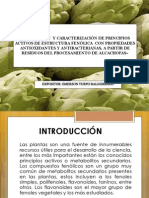 EXPOSICIÓN FARMACOGNOSIA