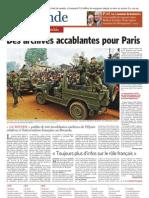 Le Soir-Archives Accablants Pour Paris