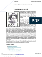 » Arendt, Hannah » Print [Internet Encyclopedia of Philosophy]