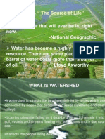 Gp 18 Watershed Management