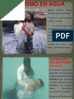 Bautismo en Agua 2