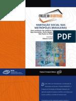 Habitação social em cidades do Brasil