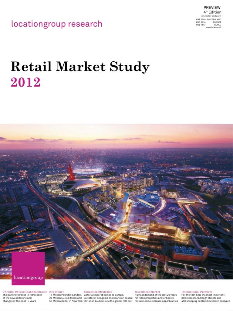 Retail Marketstudy 2012 - Location Group   Shopping Mall   Retail 4f4b0355a9c