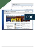 Yahoo Pipes Manual