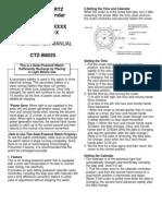 Citizen E710