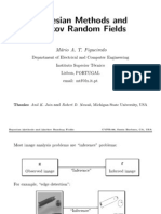 Bayesian and Markov Random Fields