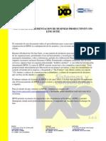 Manual BPOS