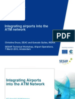 2 - Integrating Airports Into the ATM Network