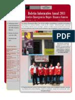 Boletin Anual 2011