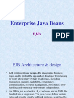 Enterprise Java Beans by Kamalakar Dandu
