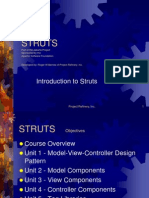 Struts Intro Course by Kamalakar Dandu