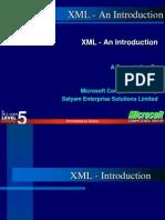 XML Presentation by Kamalakar Dandu