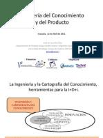 Ingeniería del Conocimiento y del Producto