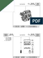 Catalog VG Dacia BL BK
