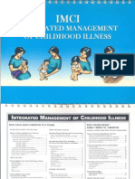 (IMCI) Integrated Management of Childhood Illness
