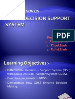 Group Decision Support System