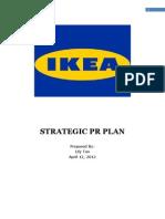 Strategic Pr Plan