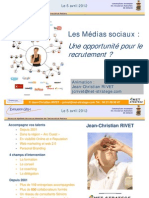 Evolution RH - Medias Sociaux Et Recrutement -NET-STRATEGE