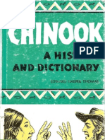 Chinook - A History and Dictionary
