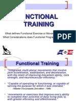 Functional Training - treinamento funcional