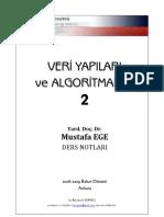 Veri Yapıları ve Algoritmalar 2
