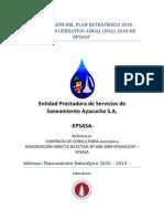 Plan Estrategico EPSASA