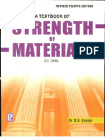 Strength of Material