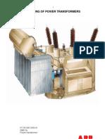 Testing of Power Transformer