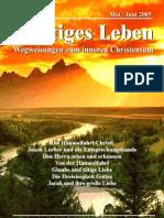 Geistiges Leben 2005-3