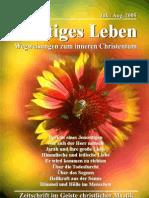 Geistiges Leben 2005-4
