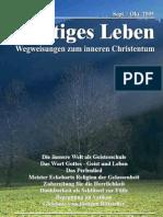Geistiges Leben 2005-5