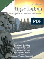 Geistiges Leben 2006-1