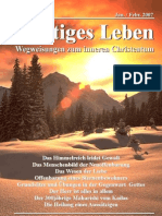 Geistiges Leben 2007-1