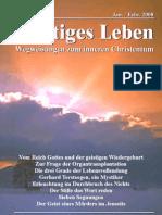 Geistiges Leben 2008-1