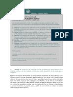 Informe o Ejercicio Escrito No.2