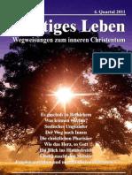 Geistiges Leben 2011-4